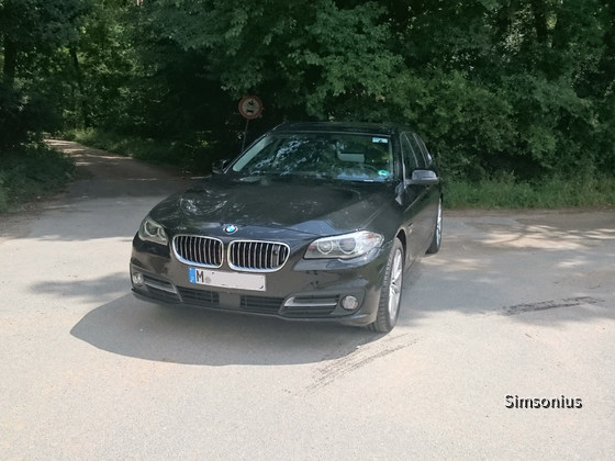 BMW 530dT Aut Sixt
