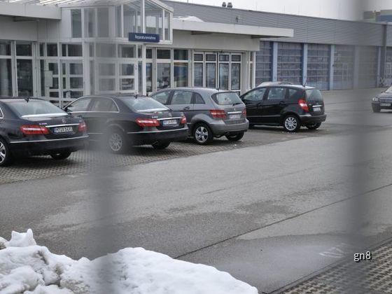 Sixt MercedesBenz Implant - München SüdOst (Neuperlach)