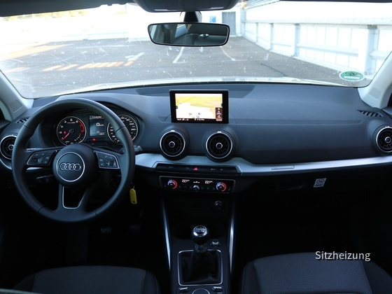 2018 Audi Q2 sport