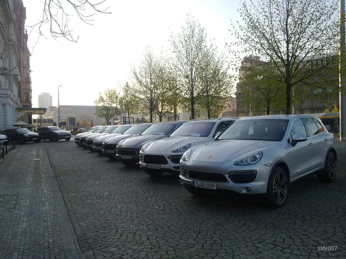 Porsche Armada