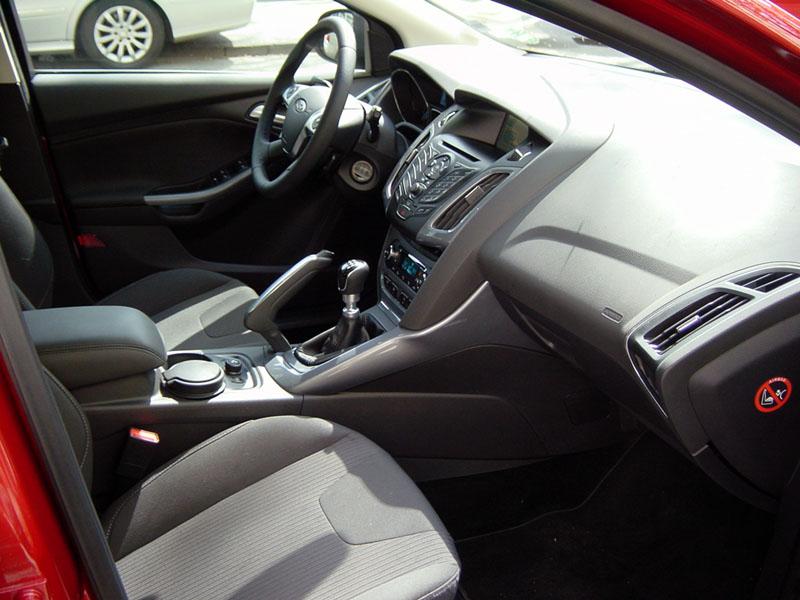 Ford Focus III 1.6 TDCI