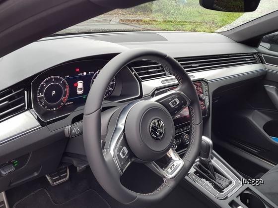 Arteon Cockpit