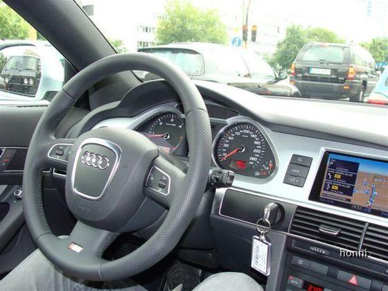 Audi A6 Avant 3.0 von Sixt