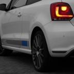 VW Polo R WRC Street - Detailansicht 1