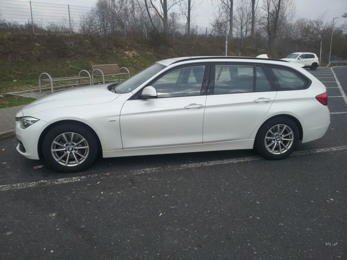 BMW 320d Kombi Sport Line