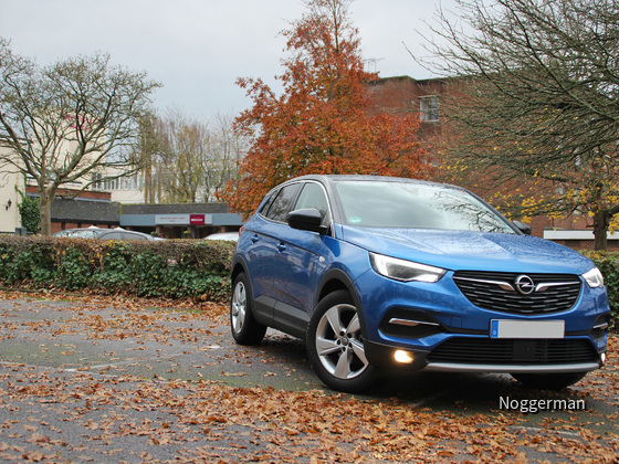 Opel Grandland X 1.6 Direct Injection Turbo Innovation