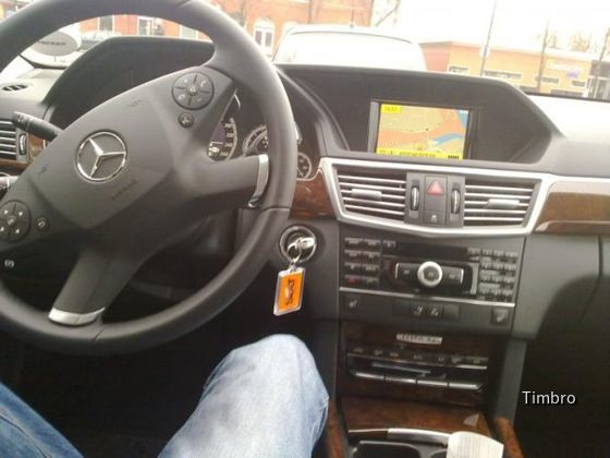 Mercedes-Benz E350 CDI T-Modell Elegance