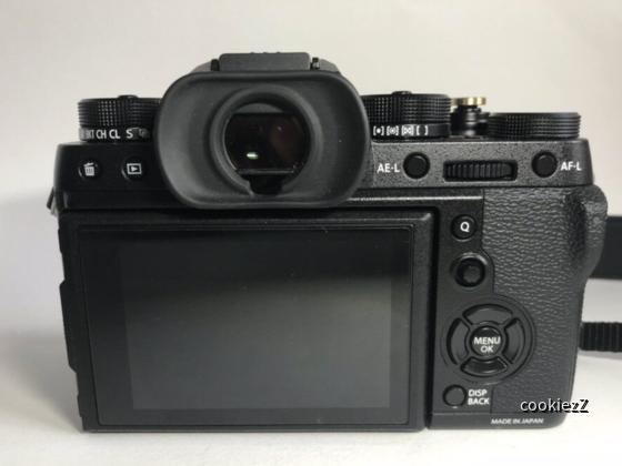 Kamera Rückseite