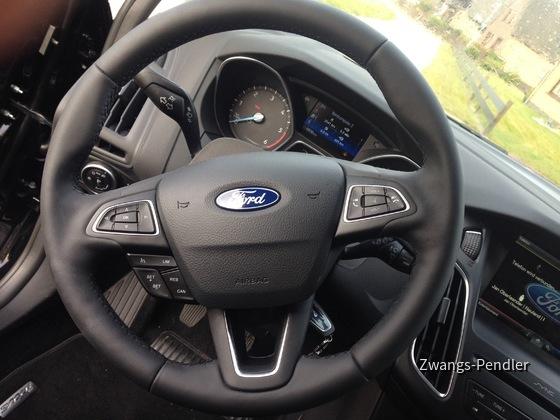 Ford Focus Turnier 1.5TDCI