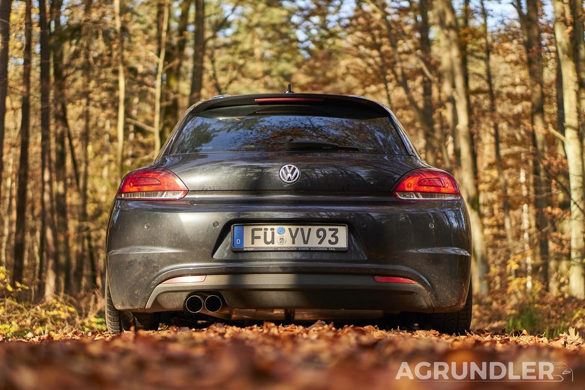 VW Scirocco 2.0 TFSI