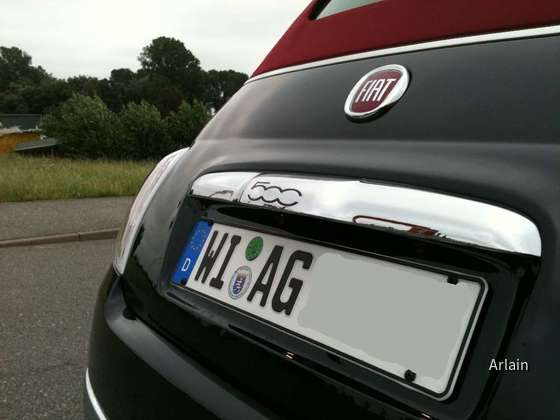Fiat 500C Lounge 1.4 16V | Avis Hamburg