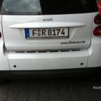 Smart 1.0 Mannheim Hbf