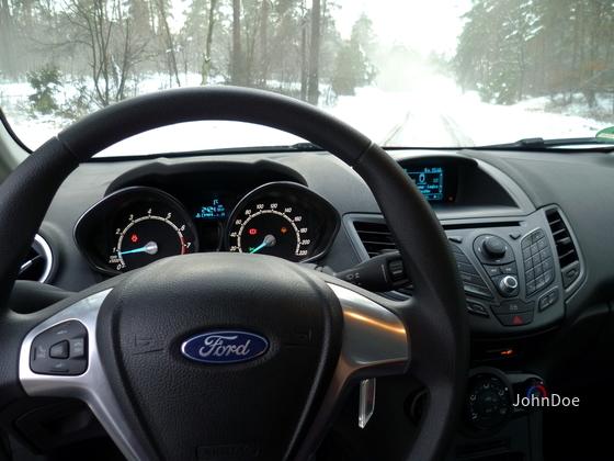 Privatwagen Ford Fiesta 1.25 SYNC Edition