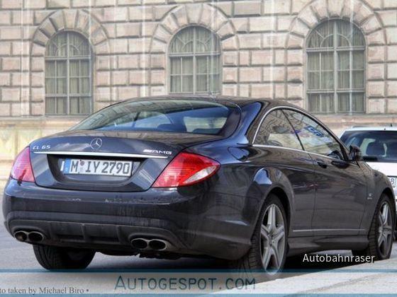 Mercedes Benz CL 65 AMG SIXT München ! ! !