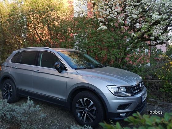VW Tiguan IQ.DRIVE 2.0 TDI | SIXT Nürnberg HBF