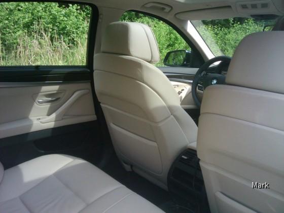 BMW 530d F10 Limousine