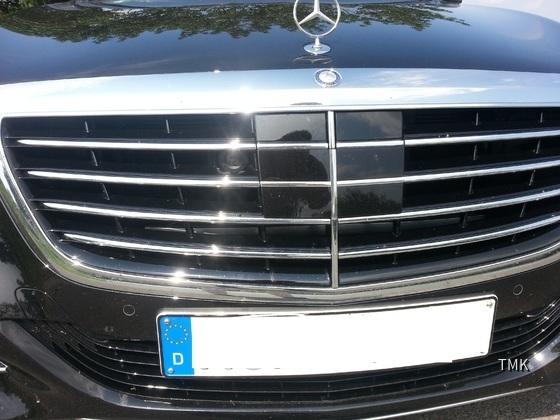 Mercedes Benz S350L