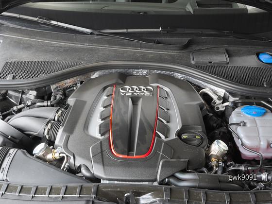 Audi S6 Avant von Europcar