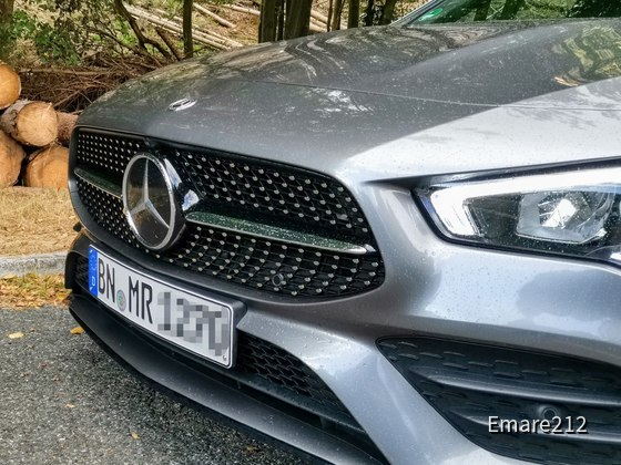 Mercedes-Benz CLA 250 4MATIC Coupe | Mercedes-Rent (RKG Bonn)