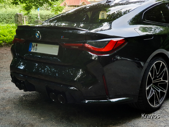 BMW M4 Competition G80