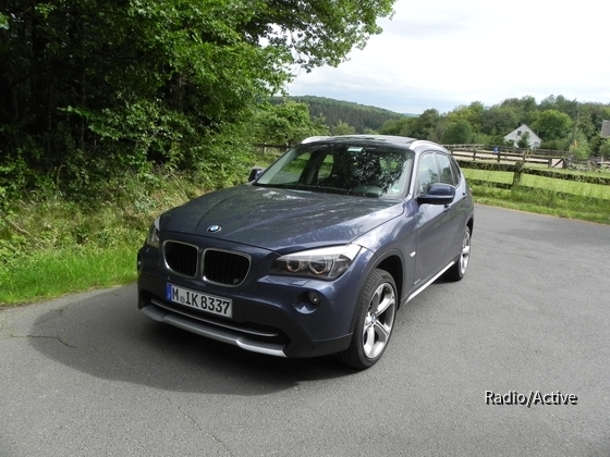 BMW X1 sdrive18i   Sixt Siegburg