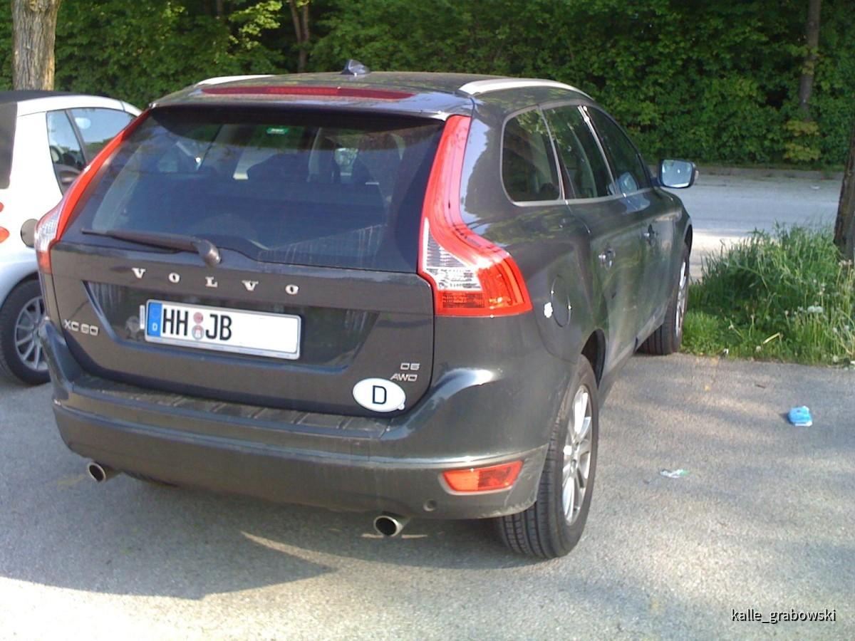 Volvo XC60 D5 AWD Europcar
