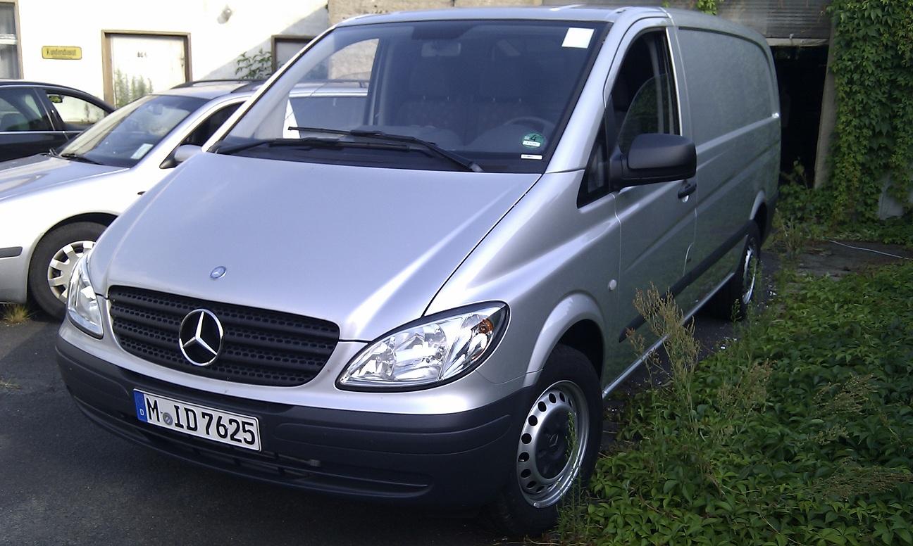 Mercedes Benz Vito 115 CDI