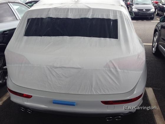 neuer Audi SQ5 via Euromobil Moers - Stand: 15.07.14