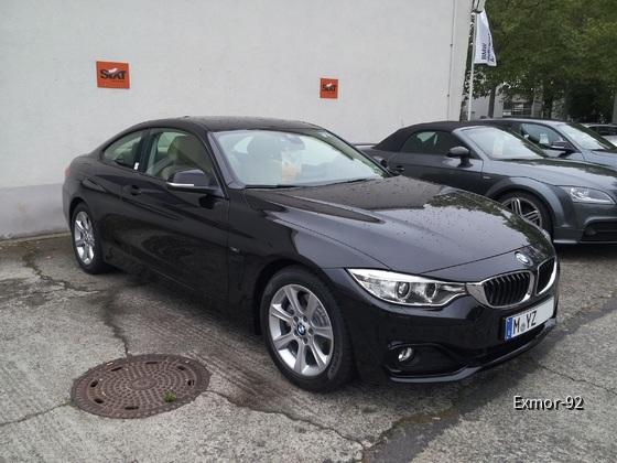 BMW 428iA Coupe Sport Line