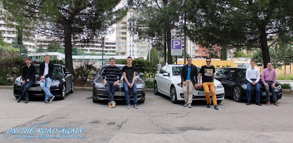 Teambild Rallye 2015