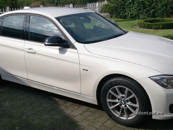 BMW 316i SportsLine Man