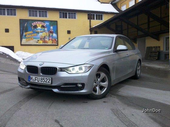 BMW 320dA Sportline | Sixt Wiesbaden