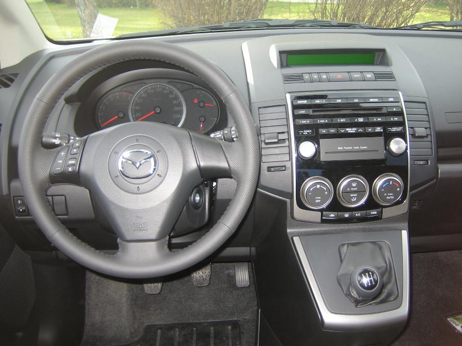 Mazda 5 1.8 MZR Hertz