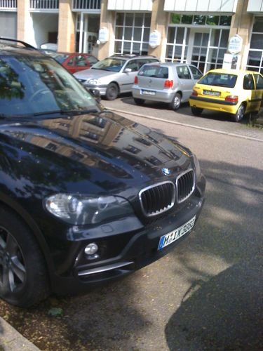 BMW X5 Sixt
