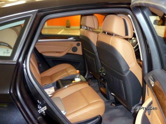 Sixt XFAR BMW X6 3.0d