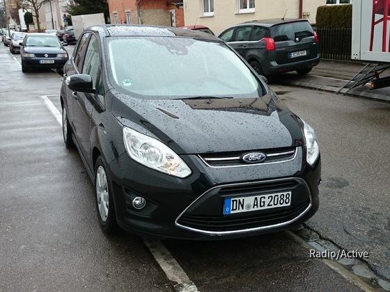 Ford C-Max | Hertz Augsburg