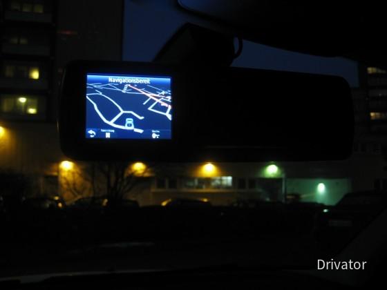 Garmin-MirrorNavi-Nacht