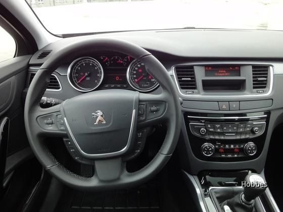 Peugeot 508 SW 1.6 | Europcar