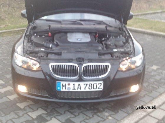 BMW 335d Coupe Sixt