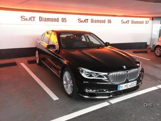 BMW 740d xDrive G11