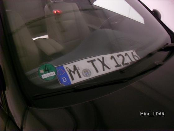 BMW 335i Coupe BMW on Demand Unfall
