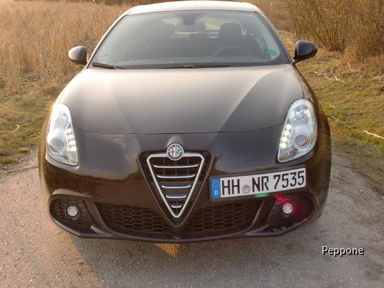 Alfa Romeo Guilietta 002