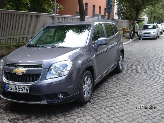 Chevrolet Orland