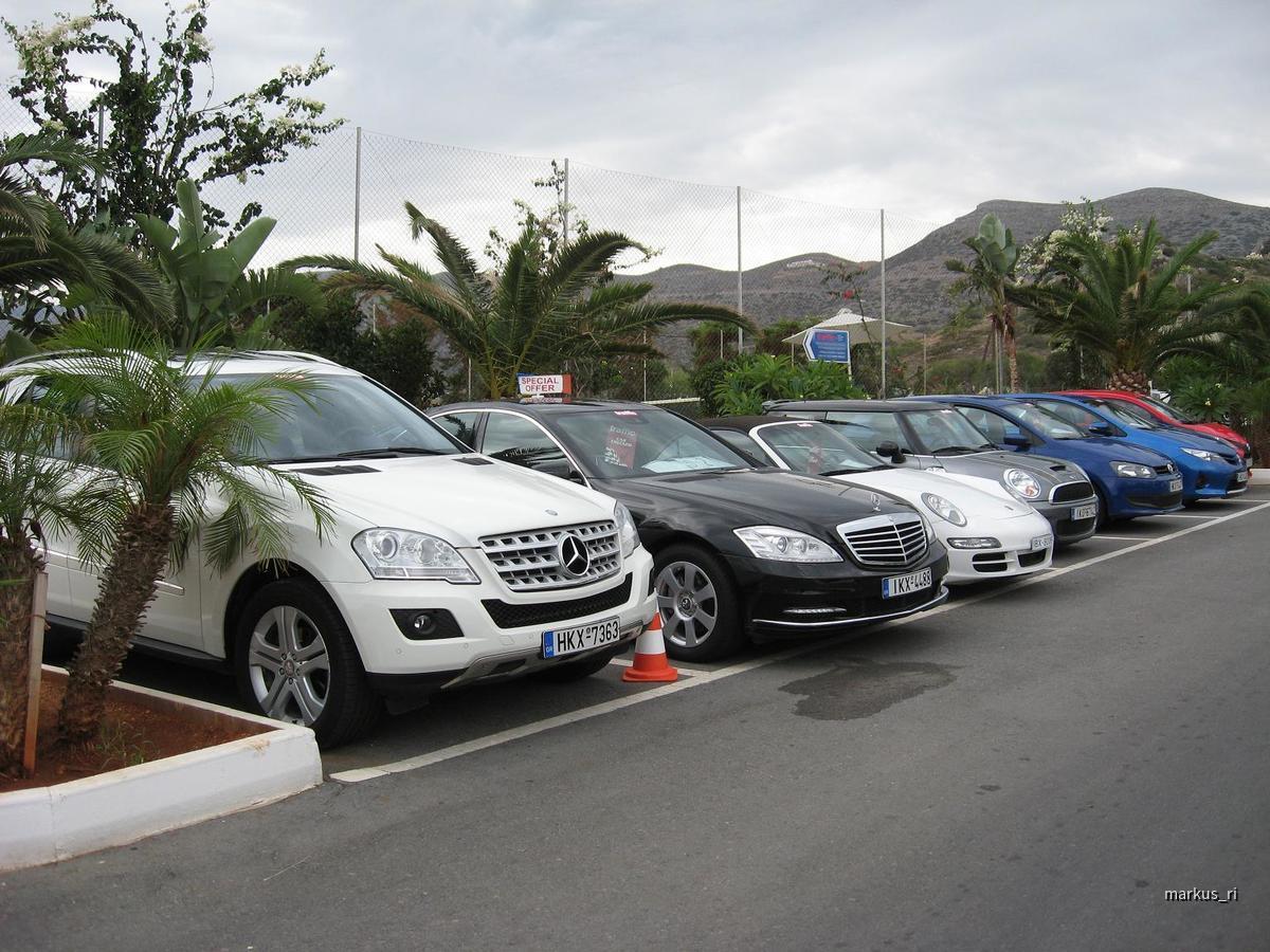 Traffic rent a car Kreta