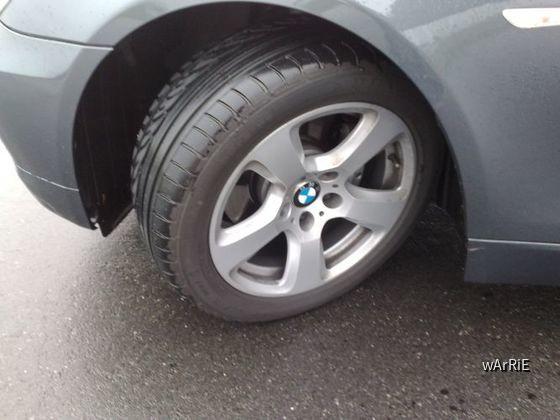 BMW 525d (sixt)
