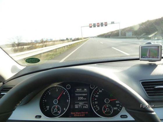 Anreise zum ST-OST 28.11. Dresden