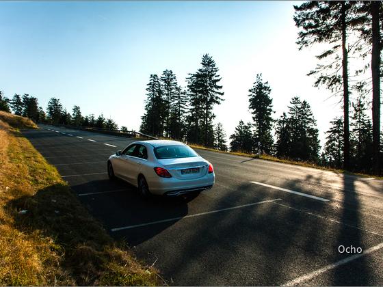 Mercedes-Benz C220d Lim AUT 170PS