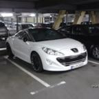 Peugeot RCZ @ Sixt LEJ 03.02.12