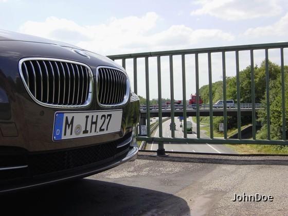 BMW F10 523i