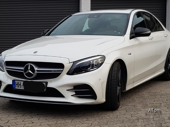 C43 AMG Front